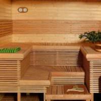 интерьер сауны бани дизайн идеи