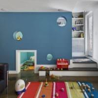 прямоугольная комната фото декор