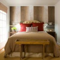 прямоугольная спальня 16 кв м дизайн интерьера