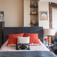 прямоугольная спальня 16 кв м фото идеи