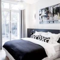 прямоугольная спальня 16 кв м идеи интерьера