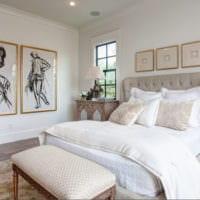 прямоугольная спальня 16 кв м идеи оформление