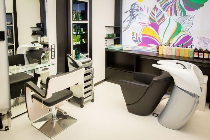 Вывески Барбершоп - barbershop-chairsru