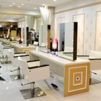 интерьер дизайн салонов красоты