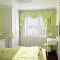 спальня 11 кв м фото дизайн