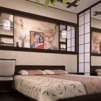 спальня 11 кв м фото дизайна