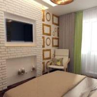 спальня 11 кв м оформление фото