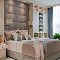 спальня 15 м2 декор идеи