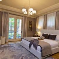 спальня 15 м2 дизайн интерьера