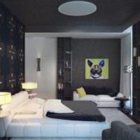 спальня 15 м2 фото идеи