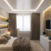 спальня 15 м2 фото оформления