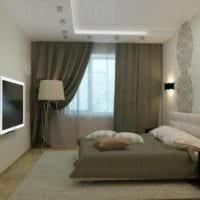 спальня 15 м2 идеи дизайн