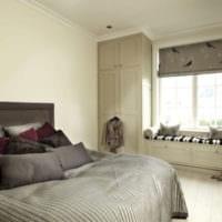 спальня 15 м2 идеи оформления