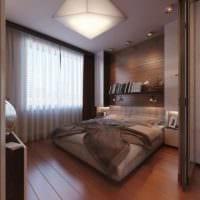 спальня 15 м2 красивый дизайн