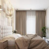 спальня 15 м2 оформление