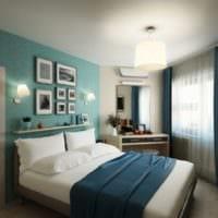 спальня 15 м2 варианты интерьера