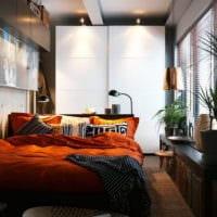 спальня площадью 14 м2 декор идеи