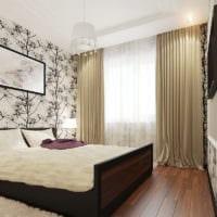 спальня площадью 14 м2 идеи декора