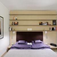 спальня площадью 9 кв м дизайн интерьера