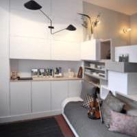 спальня площадью 9 кв м идеи декора