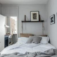 спальня площадью 9 кв м варианты фото