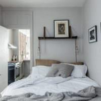 спальня в 2018 году светлый дизайн