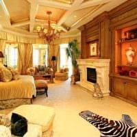 спальня в классическом стиле фото дизайн