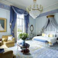 спальня в классическом стиле фото оформления