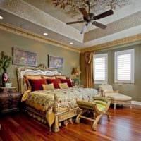 спальня в классическом стиле идеи дизайн