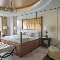 спальня в классическом стиле идеи фото