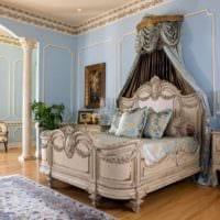 спальня в классическом стиле оформление идеи