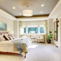 спальня в классическом стиле современный дизайн
