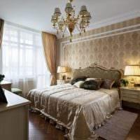 спальня в классическом стиле варианты интерьера