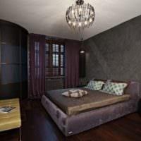 спальня в квартире декор