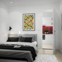 спальня в квартире декор фото