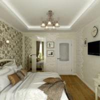 спальня в квартире дизайн интерьер