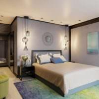 спальня в квартире интерьер идеи