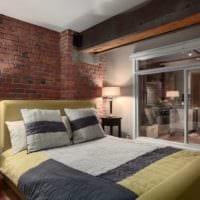 спальня в квартире стильный дизайн