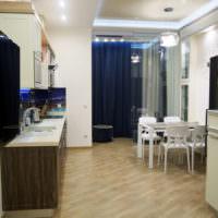 3D дизайн визуализация квартиры фото
