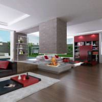 3D дизайн визуализация квартиры интерьер фото