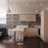 3D визуализация квартиры фото дизайн