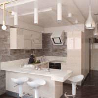 3D визуализация квартиры фото дизайна