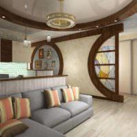 3D визуализация квартиры идеи