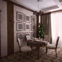 3D визуализация квартиры идеи дизайн