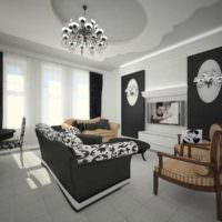 3D визуализация квартиры идеи дизайна