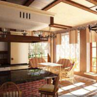 3D визуализация квартиры идеи интерьер