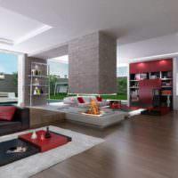 3D визуализация квартиры идеи оформления