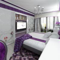 3D визуализация квартиры интерьер фото