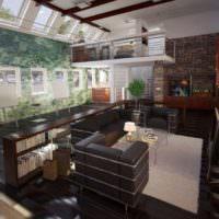 3D визуализация квартиры интерьер идеи