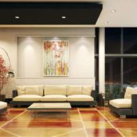 3D визуализация квартиры оформление фото